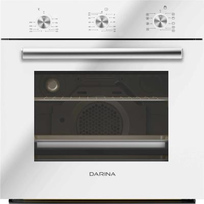 Духовой шкаф Электрический Darina 0V5 BDE 112 707 W белый цена и фото