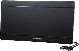 лучшая цена Антенна телевизионная Thomson 00132185 активная черный