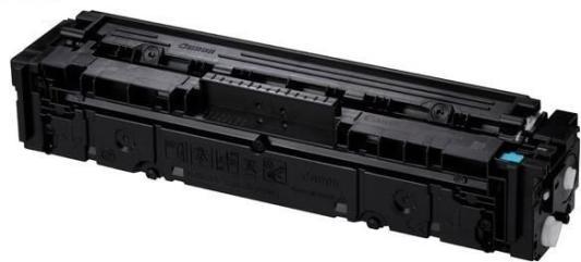 Картридж Canon 054 C для Canon i-Sensys LBP621Cw i-SENSYS LBP623Cdw i-SENSYS MF641Cw i-SENSYS MF643Cdw i-SENSYS MF645Cx 1200 Голубой (3023C002)