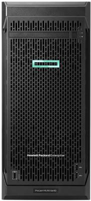 лучшая цена Сервер HP ProLiant ML110 G10 (P10812-421)