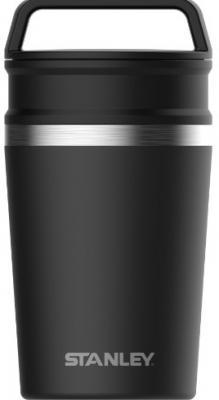 Термостакан Stanley Adventure Vacuum Mug 0,23л чёрный