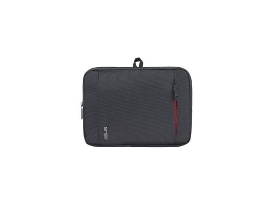 "Сумка для ноутбука 10"" Asus Matte Slim Sleeve Black полиэстер (90-XB2700SL000A0)"