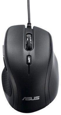 лучшая цена Мышь проводная ASUS UX300 PRO чёрный USB 90XB04B0-BMU000