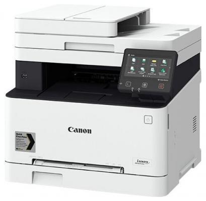 МФУ лазерный Canon i-Sensys Colour MF643Cdw (3102C008) A4 Duplex WiFi белый/черный мфу лазерный canon i sensys colour mf645cx 3102c032 a4 duplex wifi белый черный