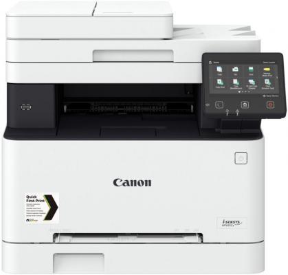 МФУ лазерный Canon i-Sensys Colour MF645Cx (3102C032) A4 Duplex WiFi белый/черный мфу лазерный canon i sensys colour mf645cx 3102c032 a4 duplex wifi белый черный