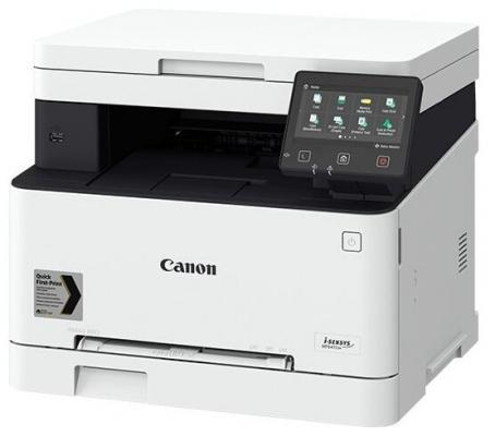МФУ лазерный Canon i-Sensys Colour MF641Cw (3102C015) A4 WiFi белый/черный мфу лазерный canon i sensys colour mf645cx 3102c032 a4 duplex wifi белый черный