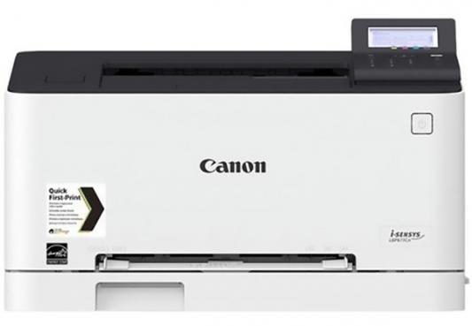 Принтер лазерный Canon i-Sensys Colour LBP623Cdw (3104C001) A4 Duplex Net WiFi принтер лазерный canon i sensys lbp6030b 8468b006 a4