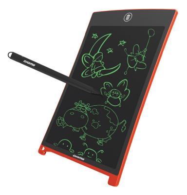 Картинка для Графический планшет Digma Magic Pad 80 оранжевый