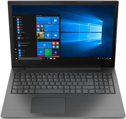 Ноутбук Lenovo V130-15IKB Core i3 7020U/4Gb/SSD128Gb/DVD-RW/Intel HD Graphics 620/15.6/TN/FHD (1920x1080)/Free DOS/dk.grey/WiFi/BT/Cam ноутбук lenovo v130 15igm 81hl003cru 15 6 hd intel pentium n5000 4gb ssd128gb dvd rw dos grey