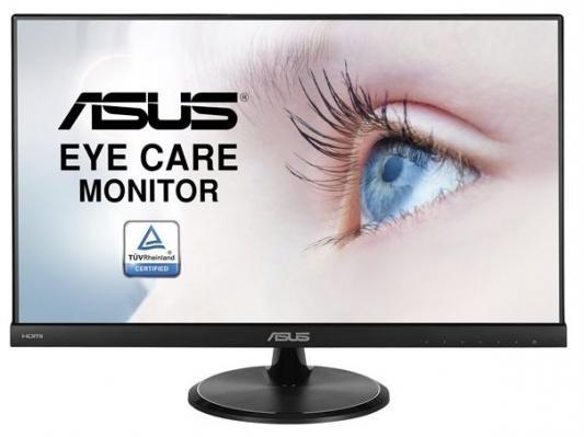 """Монитор 23"""" ASUS VC239HE черный IPS 1920x1080 250 cd/m^2 5 ms VGA HDMI 90LM01E1-B01470 монитор 21 5 asus vs228de"""