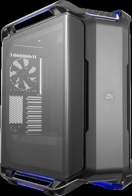 Корпус ATX Cooler Master Cosmos C700P Black Edition Без БП чёрный MCC-C700P-KG5N-S00 цена и фото