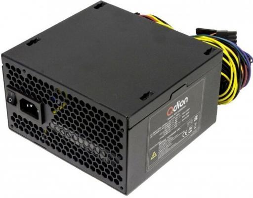 Power Supply FSP QDION ATX 700W, 120mm, 5xSATA, 2xPCI-E, APFC, 80+