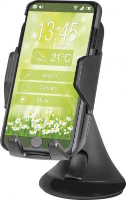 Фото - Беспроводное зарядное устройство Defender WCH-01 microUSB 1A черный 83801 беспроводное зарядное устройство buro cwc qc1 qc3 0 microusb 1a черный