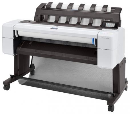 Фото - HP DesignJet T1600 36-in Printer принтер hp designjet t1600 3ek10a 36 a0