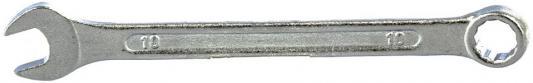 Ключ комбинированный, 10 мм, хромированный// Sparta ключ комбинированный 10 мм хромированный sparta