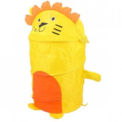 Корзина для игрушек Лев, 35*45см лев золотайкин сказочная наша жизнь