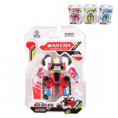 Трансформер Наша Игрушка Робот-квадроцикл 12 см кендрик ш к алтарю по его приказу