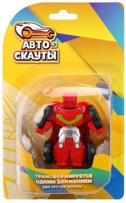 Трансформер Наша Игрушка Робот-машина 7 см