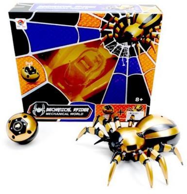 Купить Игрушка на радиоуправлении Наша Игрушка Паук пластмасса от 8 лет разноцветный, Радиоуправляемые игрушки