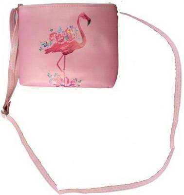 Сумочка Фламинго, 20*16см, пакет сумочка фламинго