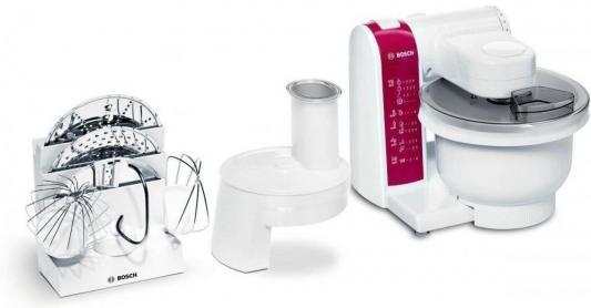 Кухонный комбайн Bosch MUM 4825 белый кухонный комбайн bosch mum 56s40