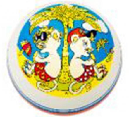Мяч Чебоксарские мячи На море рисунок
