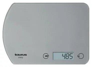 Весы кухонные Taurus Easy серый