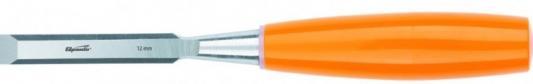 Фото - Стамеска, 10 мм, плоская, пластиковая рукоятка// Sparta стамеска 6 мм плоская пластиковая рукоятка sparta