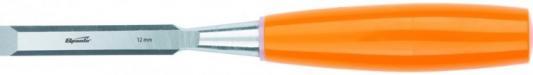 Фото - Стамеска, 12 мм, плоская, пластиковая рукоятка// Sparta стамеска 6 мм плоская пластиковая рукоятка sparta