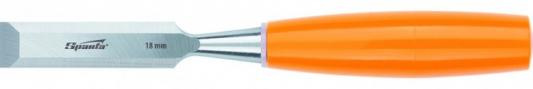 Фото - Стамеска, 16 мм, плоская, пластиковая рукоятка// Sparta стамеска 6 мм плоская пластиковая рукоятка sparta