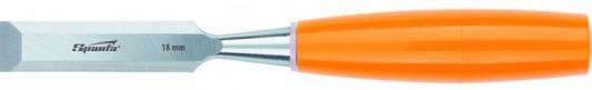 Фото - Стамеска, 18 мм, плоская, пластиковая рукоятка// Sparta стамеска 6 мм плоская пластиковая рукоятка sparta