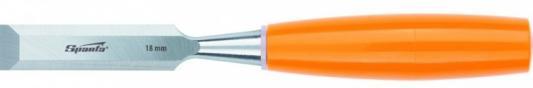 Фото - Стамеска, 20 мм, плоская, пластиковая рукоятка// Sparta стамеска 6 мм плоская пластиковая рукоятка sparta