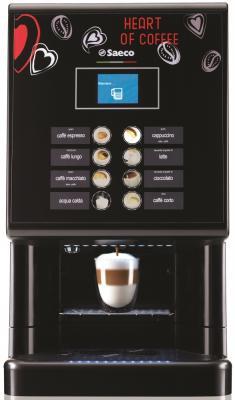 Кофемашина Saeco Saeco Phedra Cappuccino черный цена и фото