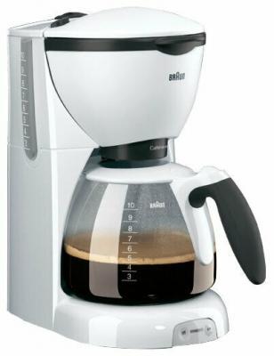 Кофеварка Braun KF520/1 braun bt3020 page 1