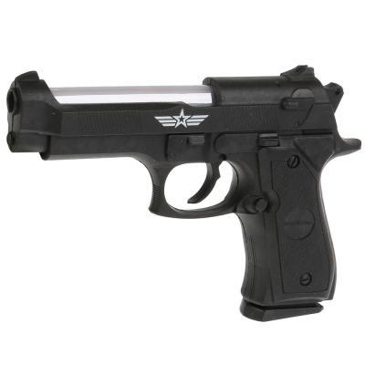 Пистолет ИГРАЕМ ВМЕСТЕ 1710G164-R черный