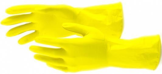 Перчатки хозяйственные латексные, XL// Сибртех