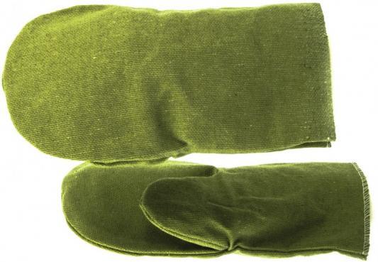 рукавицы х б двунитка наладон двунитка 1 размер сибртех Рукавицы специальные двунитка, водоотталкивающие, 1 размер, Россия// Сибртех