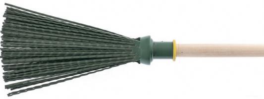Метла полипропиленовая, 160 х 300 мм, круглая, с черенком// Сибртех метла полипропиленовая малая т