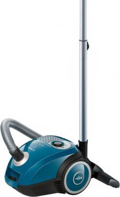 лучшая цена Пылесос Bosch BGL25MON1 сухая уборка синий