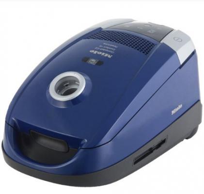 Пылесос с пылесборником Miele SDMB0 Compact C2 Comfort Marine Blue пылесос miele sgda0 parquet black