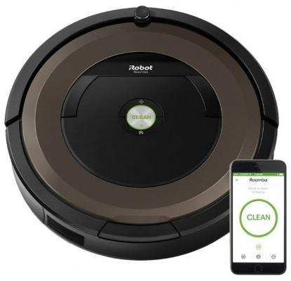 Робот-пылесос iRobot Roomba 896 все цены