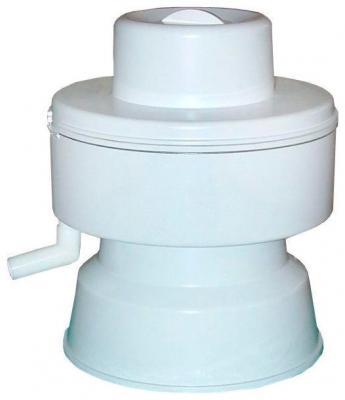 лучшая цена Соковыжималка Пензмаш СВПР-201 Салют 400 Вт пластик белый