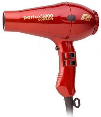 Фен Parlux 3200 Compact красный цена в Москве и Питере
