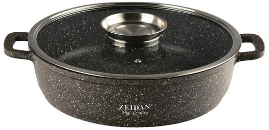 Жаровня Zeidan Z-50322 32 см 6.6 л алюминий