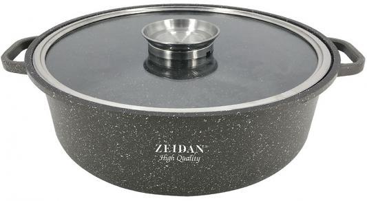 Жаровня Zeidan Z-50323 32 см 9,8 л литой алюминий цена и фото