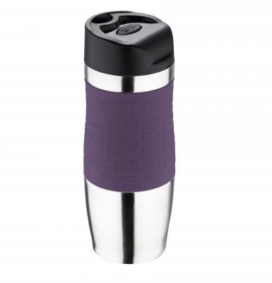 Термокружка Bergner BG-5958-PU фиолетовый кофеварка bergner bg 0673 eu
