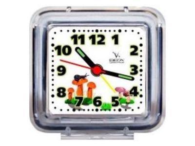 цена на Будильник Вега Б 1-026 прозрачный