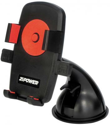 Автомобильный держатель мобильного телефона Zipower PM6627 автозахват Gelfix 50-80 мм