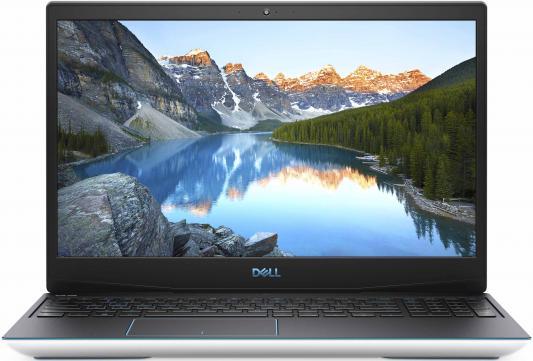 Ноутбук Dell G3 3590 Core i7 9750H/8Gb/1Tb/SSD128Gb/nVidia GeForce GTX 1660 Ti 6Gb/15.6/IPS/FHD (1920x1080)/Windows 10/white/WiFi/BT/Cam