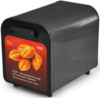 Шкаф жарочный Кедр ШЖ-0,625 черный цена